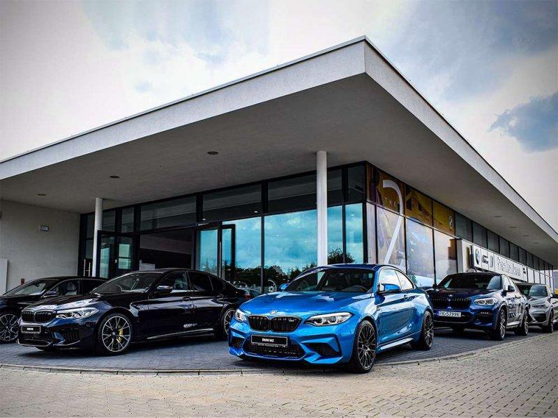 Praca w salonie BMW w Kaliszu. Zobacz kogo szukają!