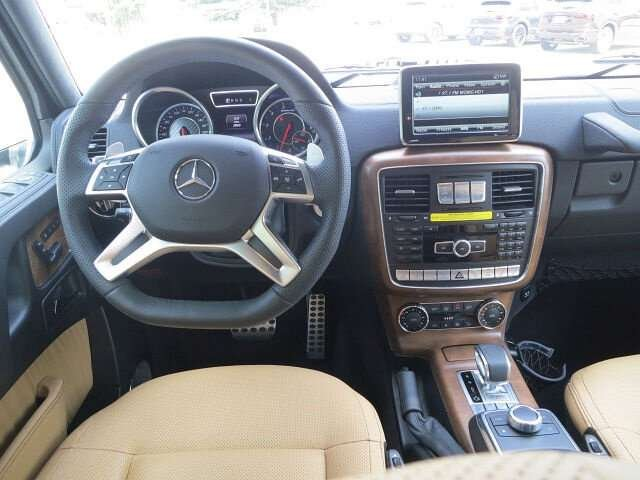 2016 Mercedes Benz G63 AMG