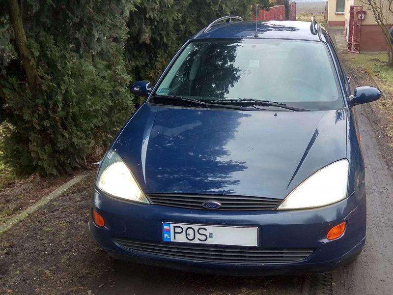 Ford Focus 1.8D Kombi 2001r.