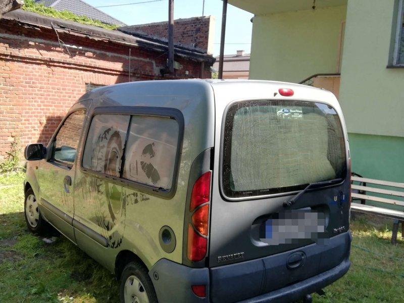 Sprzedam Renault Kangoo 1.9d