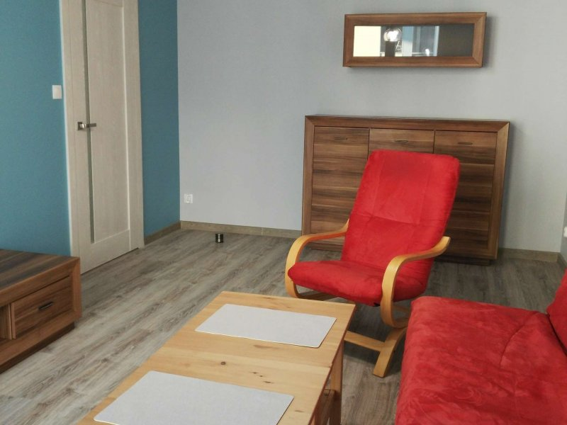 Wynajmę nowe 2-pokojowe mieszkanie w nowym bloku przy rondzie Westerlatte