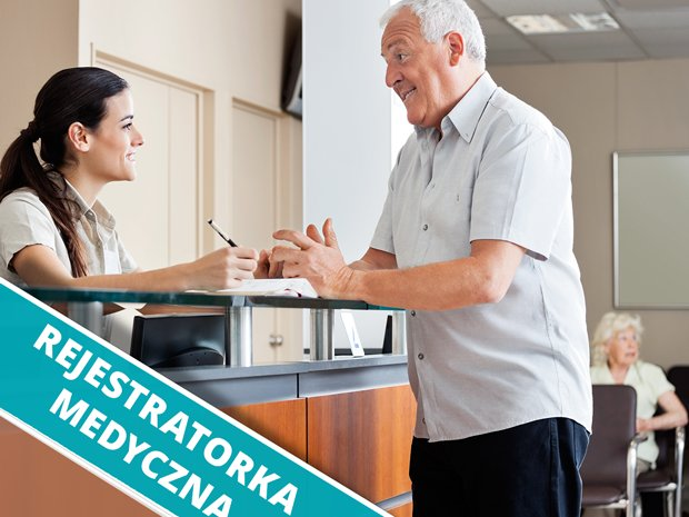 Rejestratorka medyczna-BEZPŁATNE SZKOLENIE!