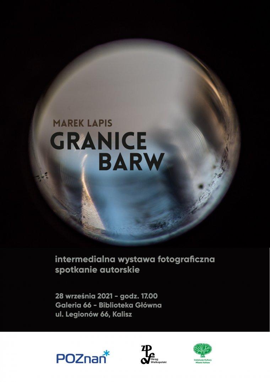 Marek Lapis - Granice Barw