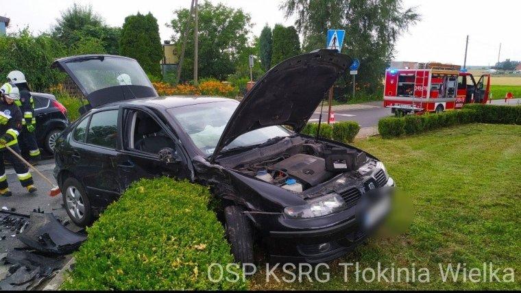fot. OSP Tłokinia Wielka
