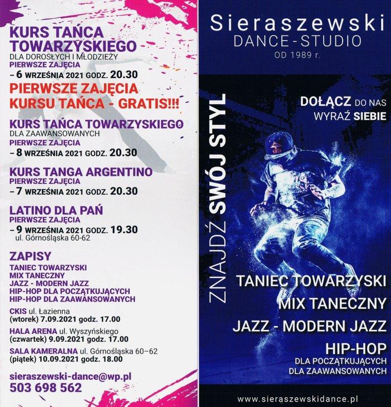 Sieraszewski Dance Studio