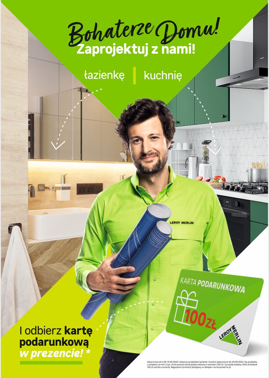 Calisia Pl Zaprojektuj Kuchnie I Lazienke Z Leroy Merlin Zyskaj 10 Zwrotu Kosztow