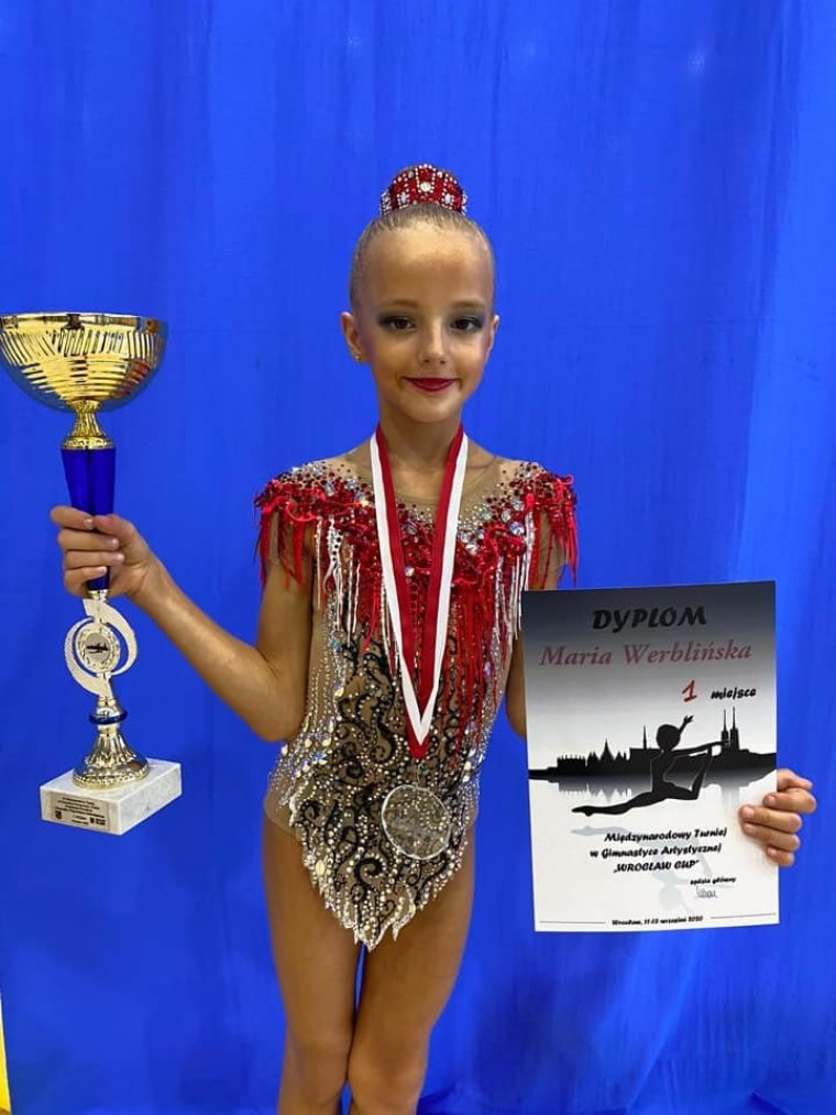 fot. fb/KKS Kalisz Gimnastyka Artystyczna – RG