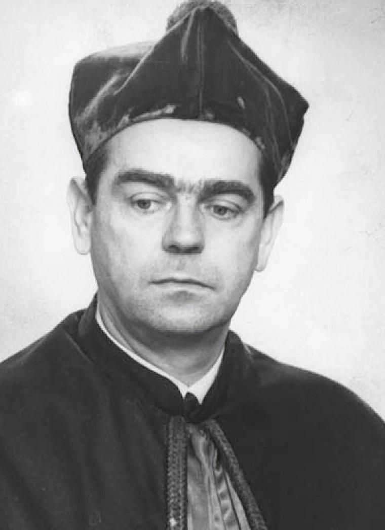 profesor Stanisław Iwankiewicz