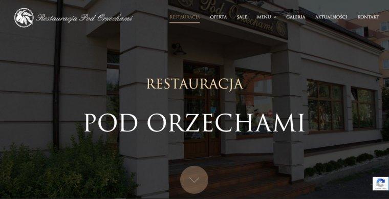 Restauracja Pod Orzechami
