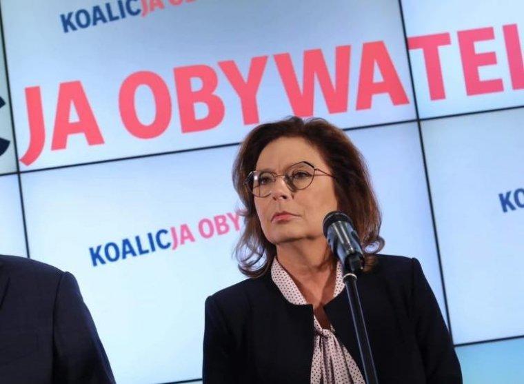 FB Małgorzata Kidawa-Błońska