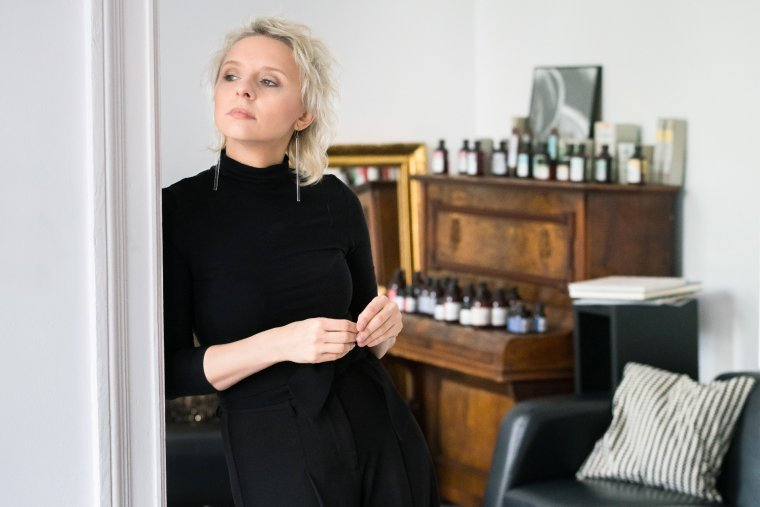 Joanna Tyszer,  foto:  Anna Rezulak