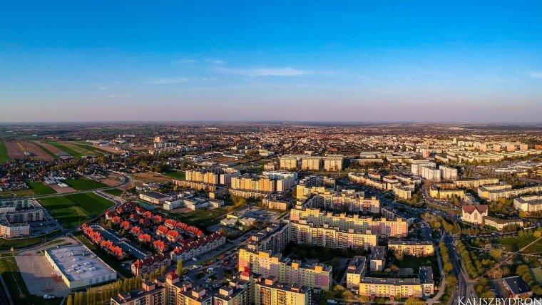 Kalisz by Drone