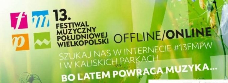XIII Festiwal Muzyczny Południowej Wielkopolski