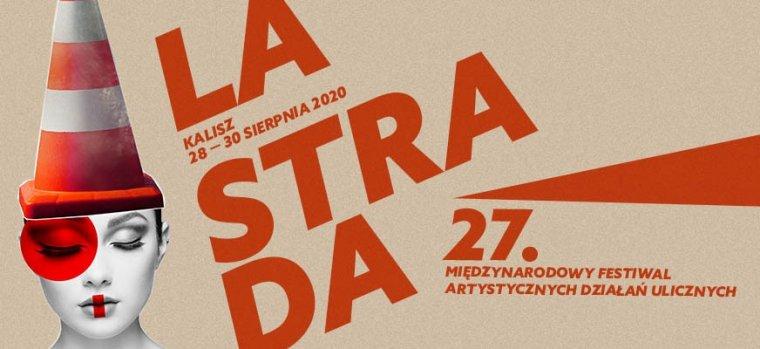 27. LA STRADA - projekt plakatu Tomasz Wolff
