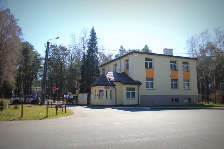Szpital w Wolicy/ fot. BK