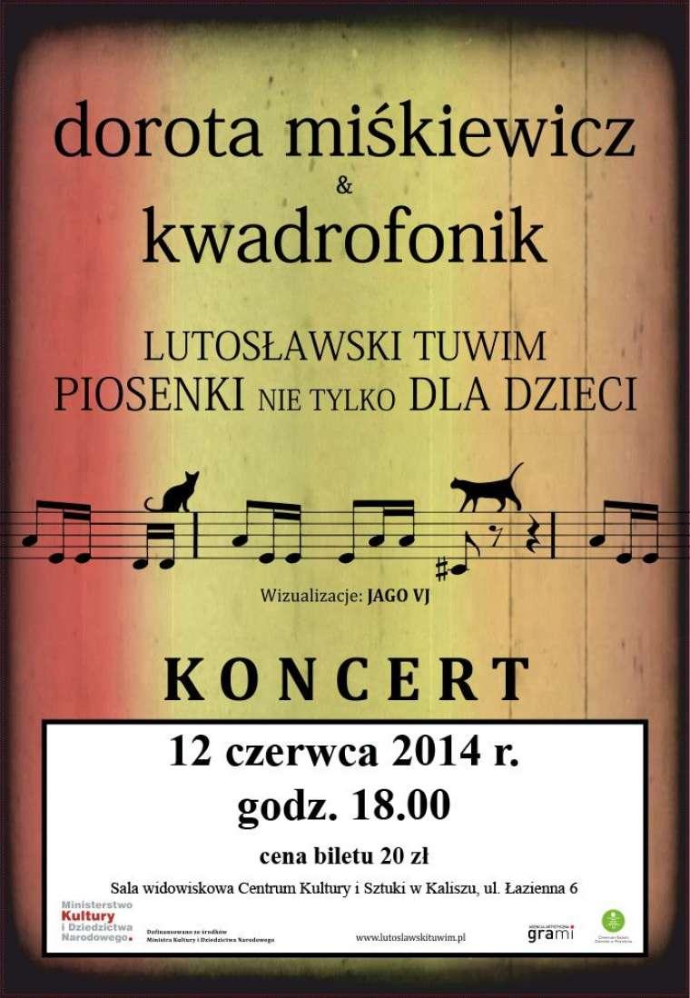 Calisiapl Lutosławski I Tuwim W Centrum Kultury I Sztuki
