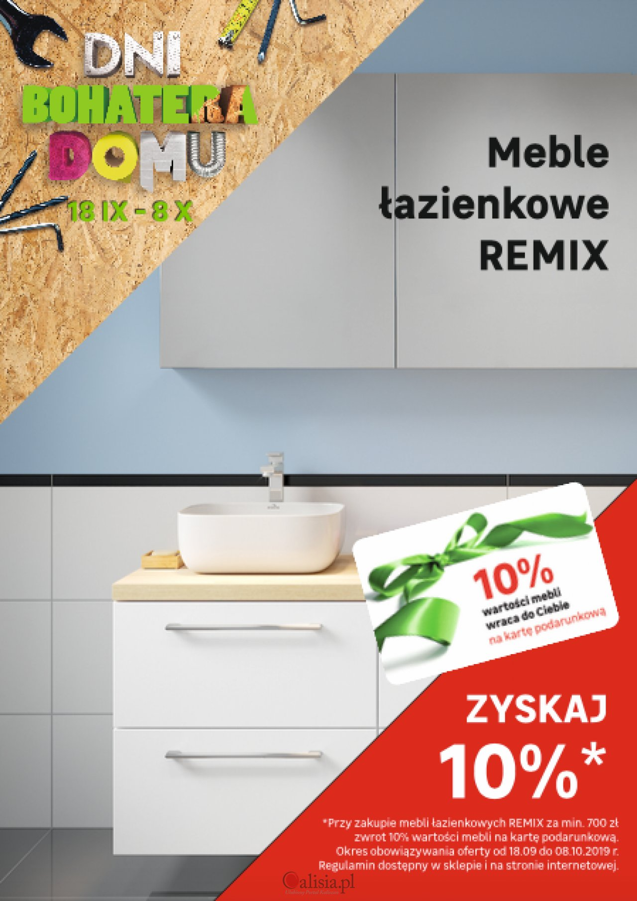 Calisia.pl Jesteś Bohaterem Domu? Właśnie wystartowało