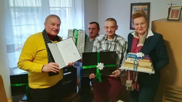 fot. Paweł Kołeczko - Towarzystwo Pomocy im. św. Brata Alberta Koło Kaliskie