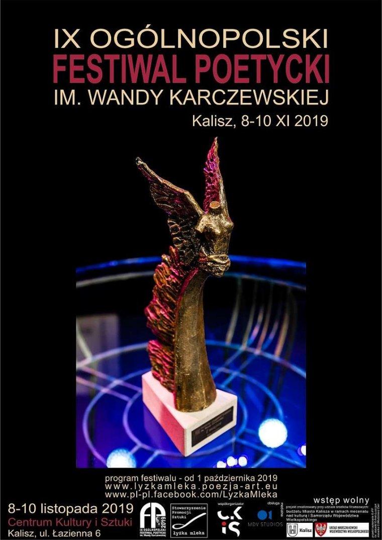 IX Ogólnopolski Festiwal Poetycki