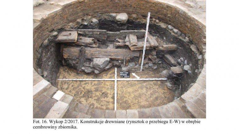 źródło:  sprawozdanie archeologów
