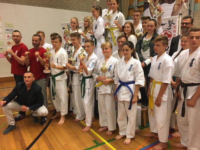 fot. Kaliski Klub Kyokushin-kan Karate David Club